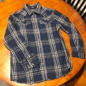 Men's Button Down Collared Shirt